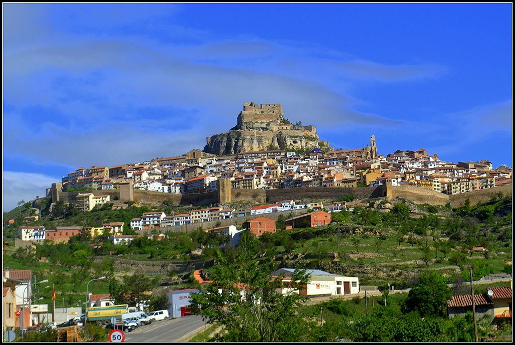 Morella Valencia towns