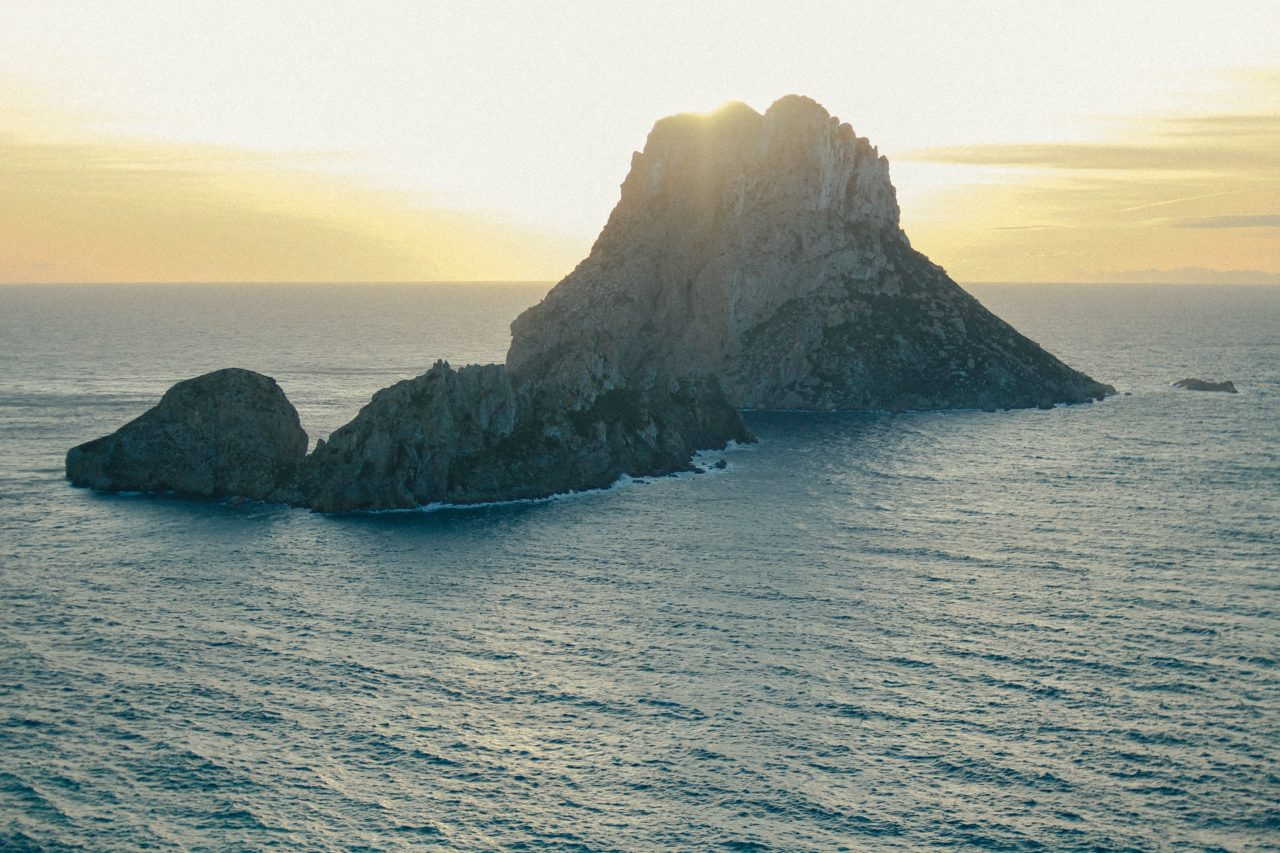 Sail to Es Vedra