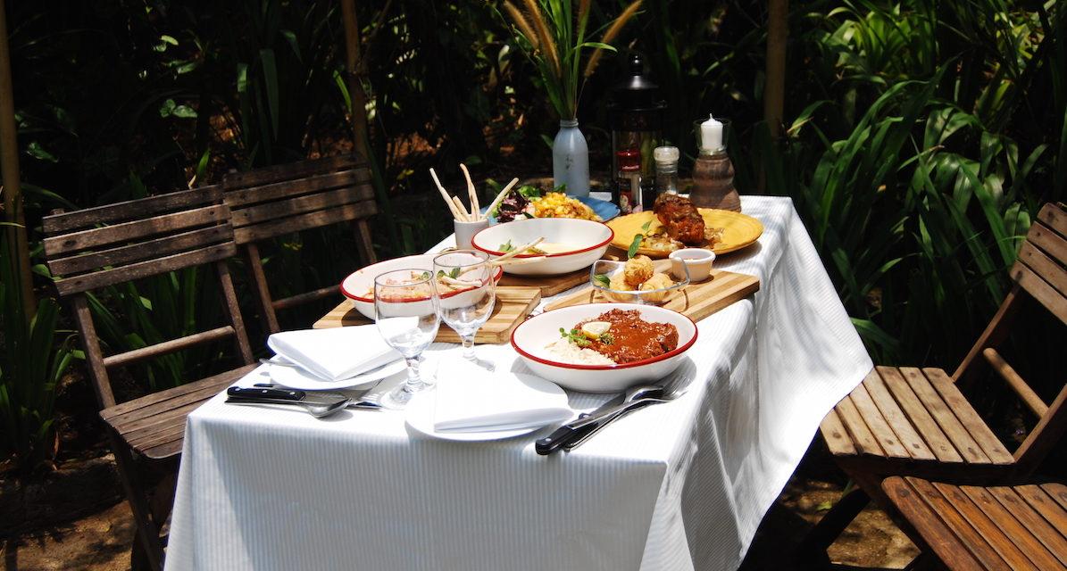 Tagaytay food