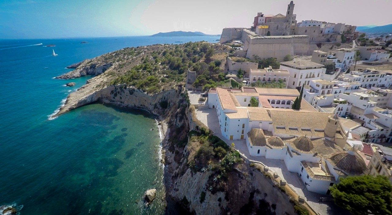 best Balearic islands list Dalt Vila Ibiza