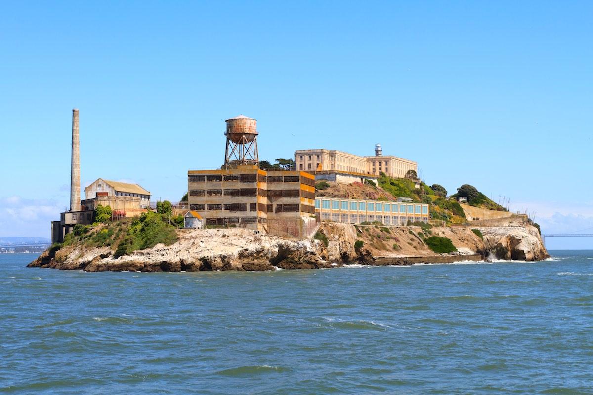 Alcatraz San Francisco 3 day itinerary