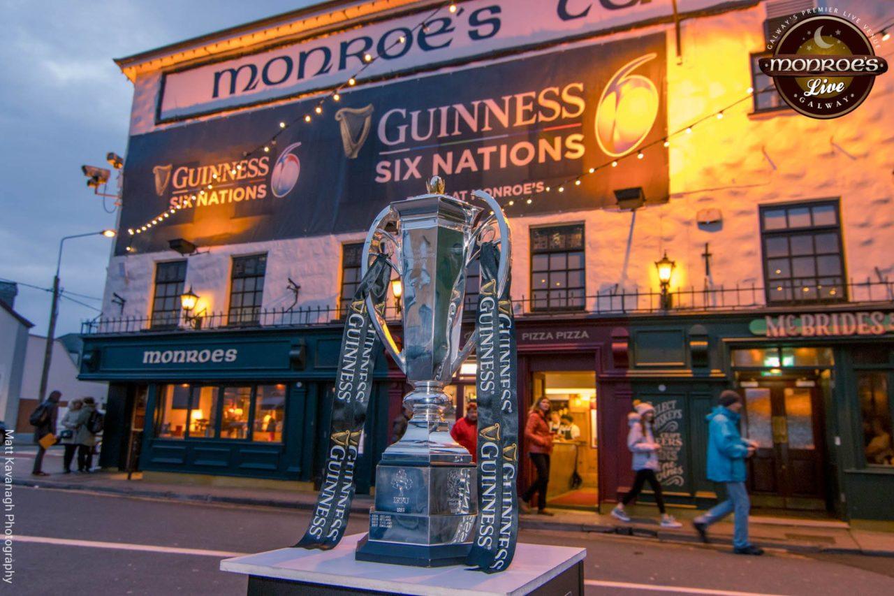 Galway bars Monroe's