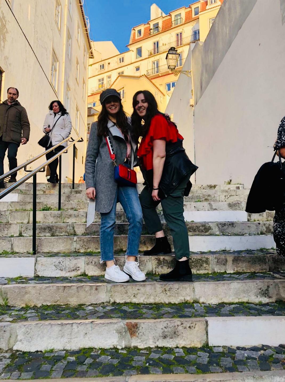 Lisbon girlies weekend destination