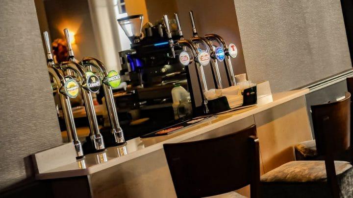 Ten Square Hotel Belfast bar