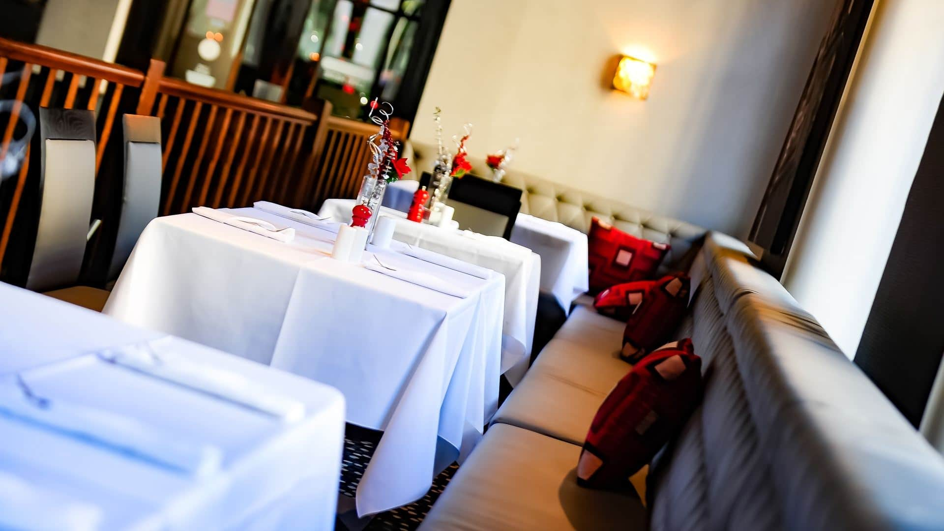 Ten Square Hotel Belfast dining