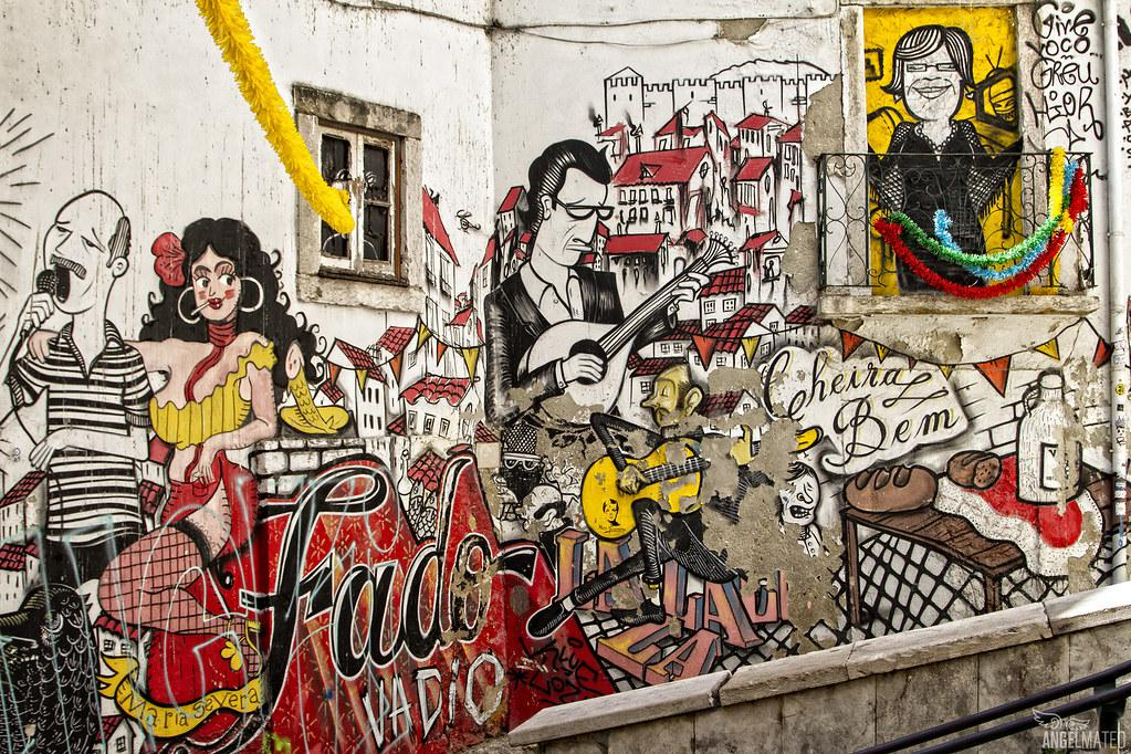 fado Lisbon Portugal