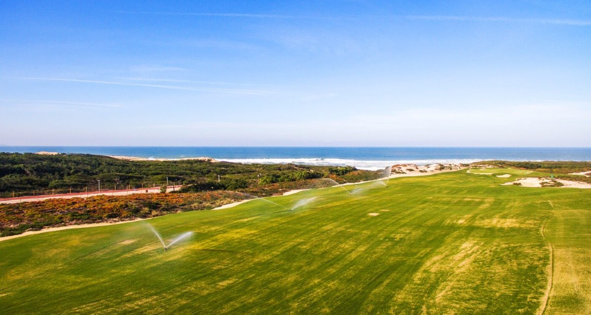 sports tourism Lisbon West Cliffs Golf Course