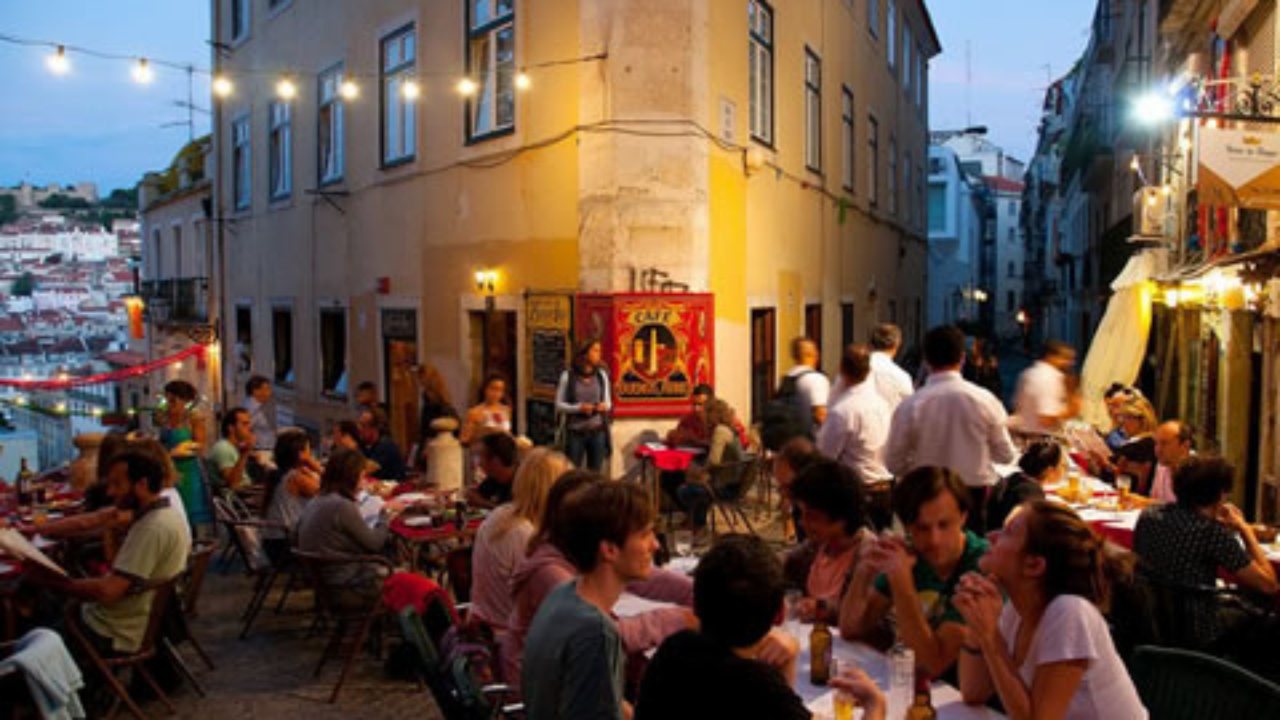 Café Buenos Aires family friendly restaurants Lisbon
