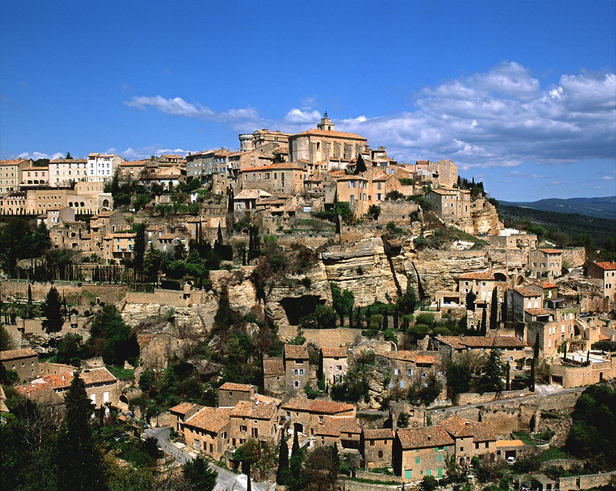 Gordes Provence France pretty villages