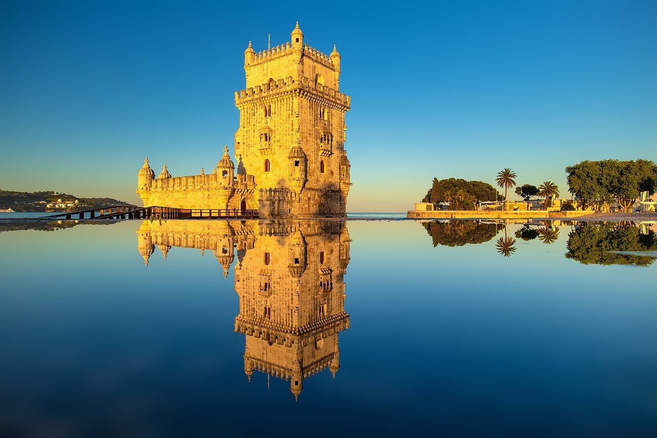 Instagrammable Places in Lisbon Belem Tower