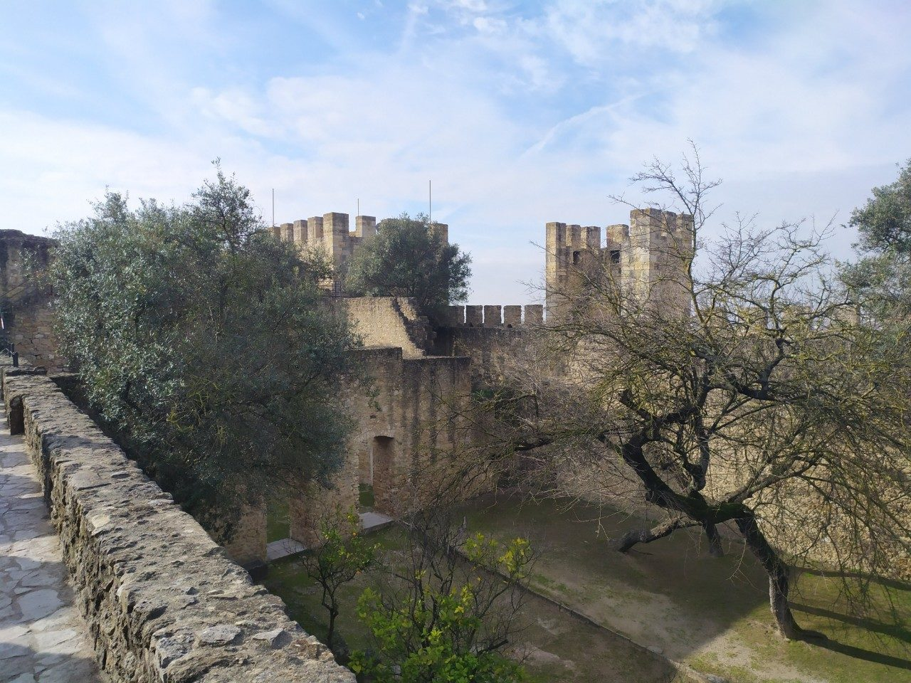 Lisbon Saint Georges Castle