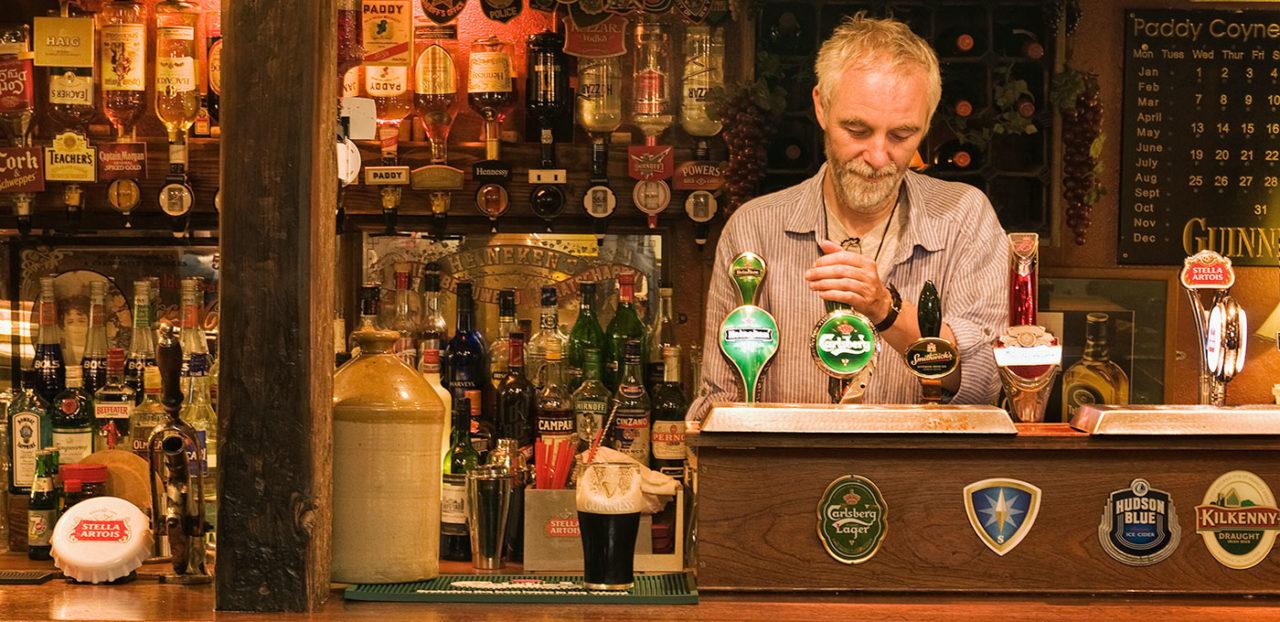 Paddy Coynes pub Connemara
