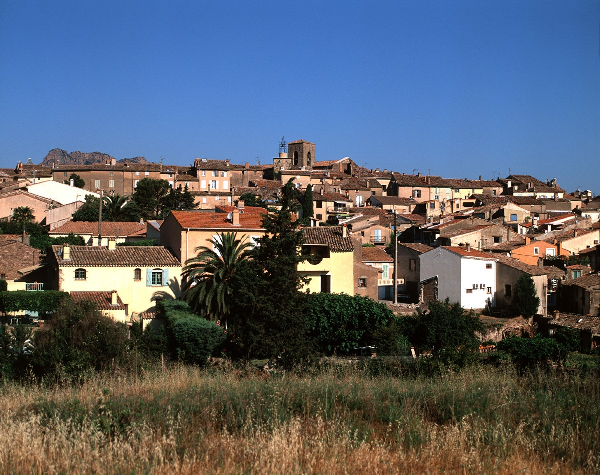 Provence best villages Rocqubrune Argens