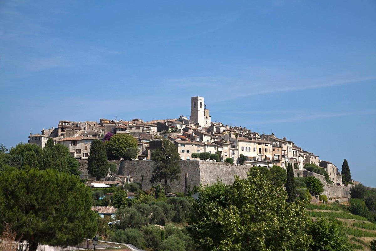 St-Paul-de-Vence Provence best places