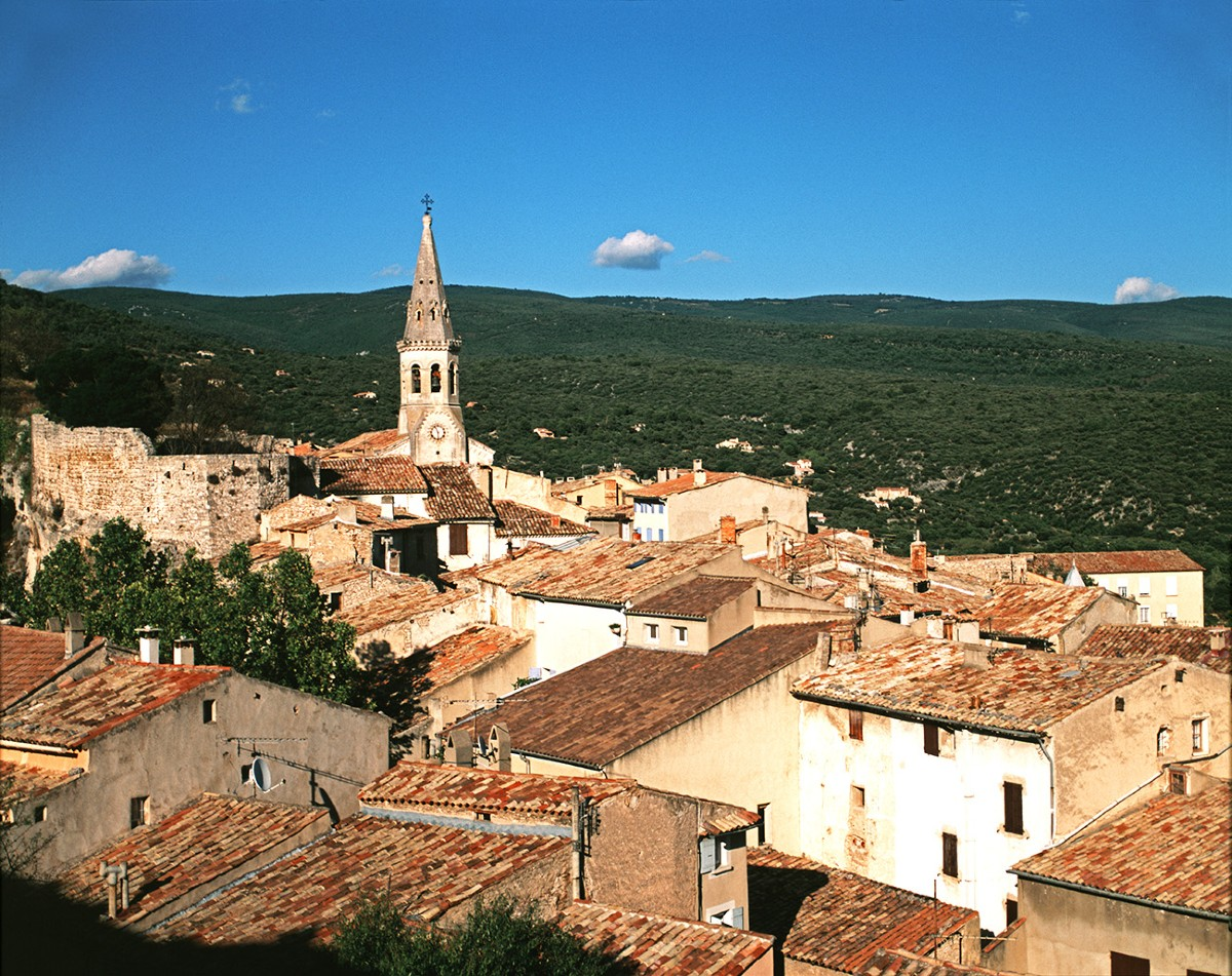 St-Saturnin-lès-Apt Provence beautiful villages