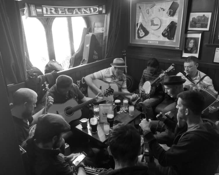 Taaffes bar music Galway