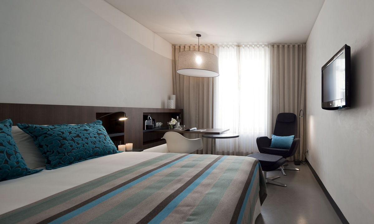 sustainable hotel Lisbon Inspira Santa Marta Hotel
