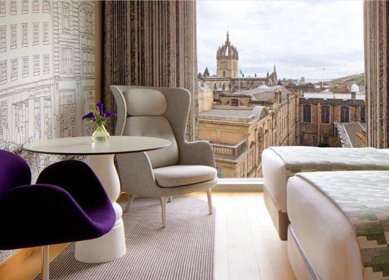 where to stay edinburgh-radisson collection hotel royal mile