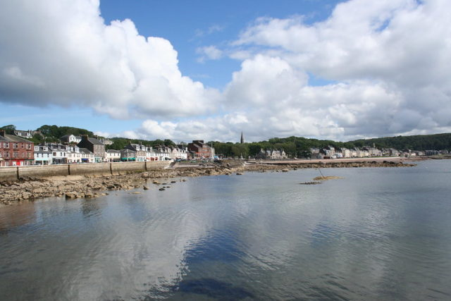 10 Stunning Places In The Scottish Highlands Millport