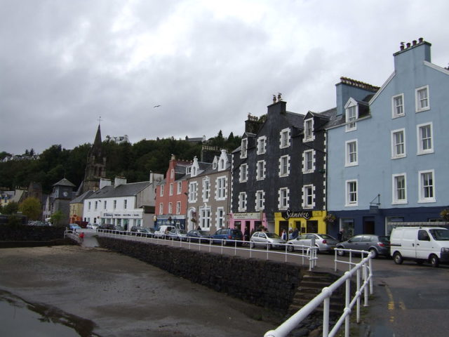 10 Stunning Places In The Scottish Highlands Tobermory