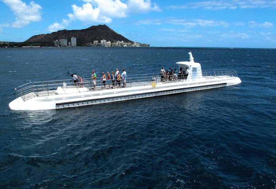 Hawaii Atlantic-Submarine-tours