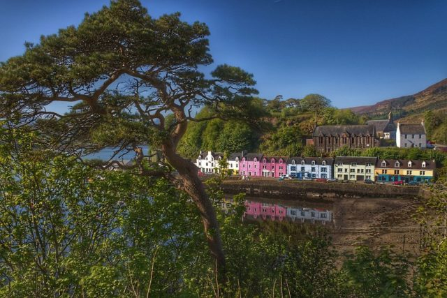 10 Stunning Places In The Scottish Highlands Portree