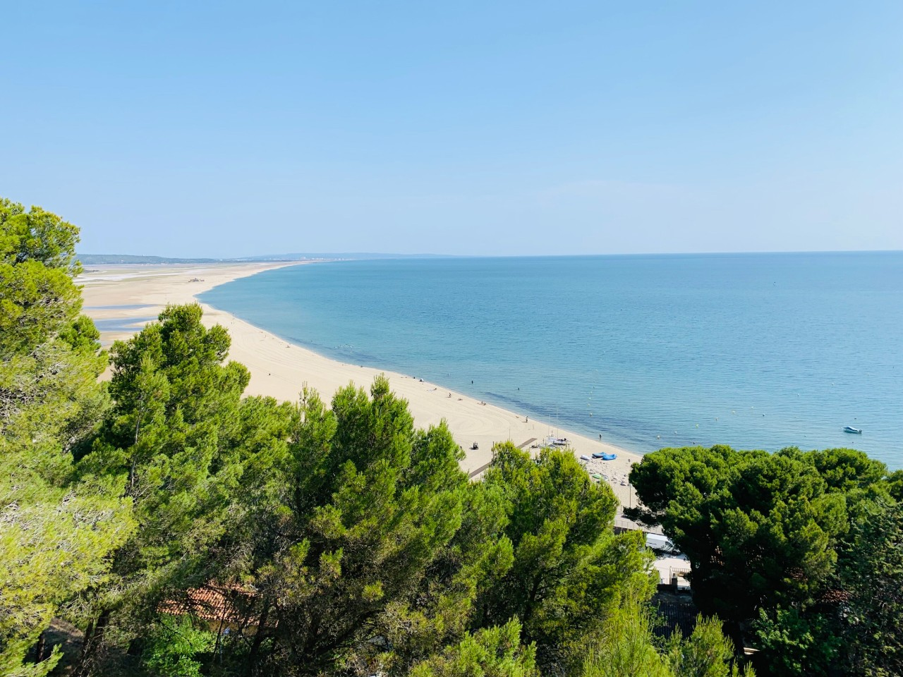 beaches in Languedoc France
