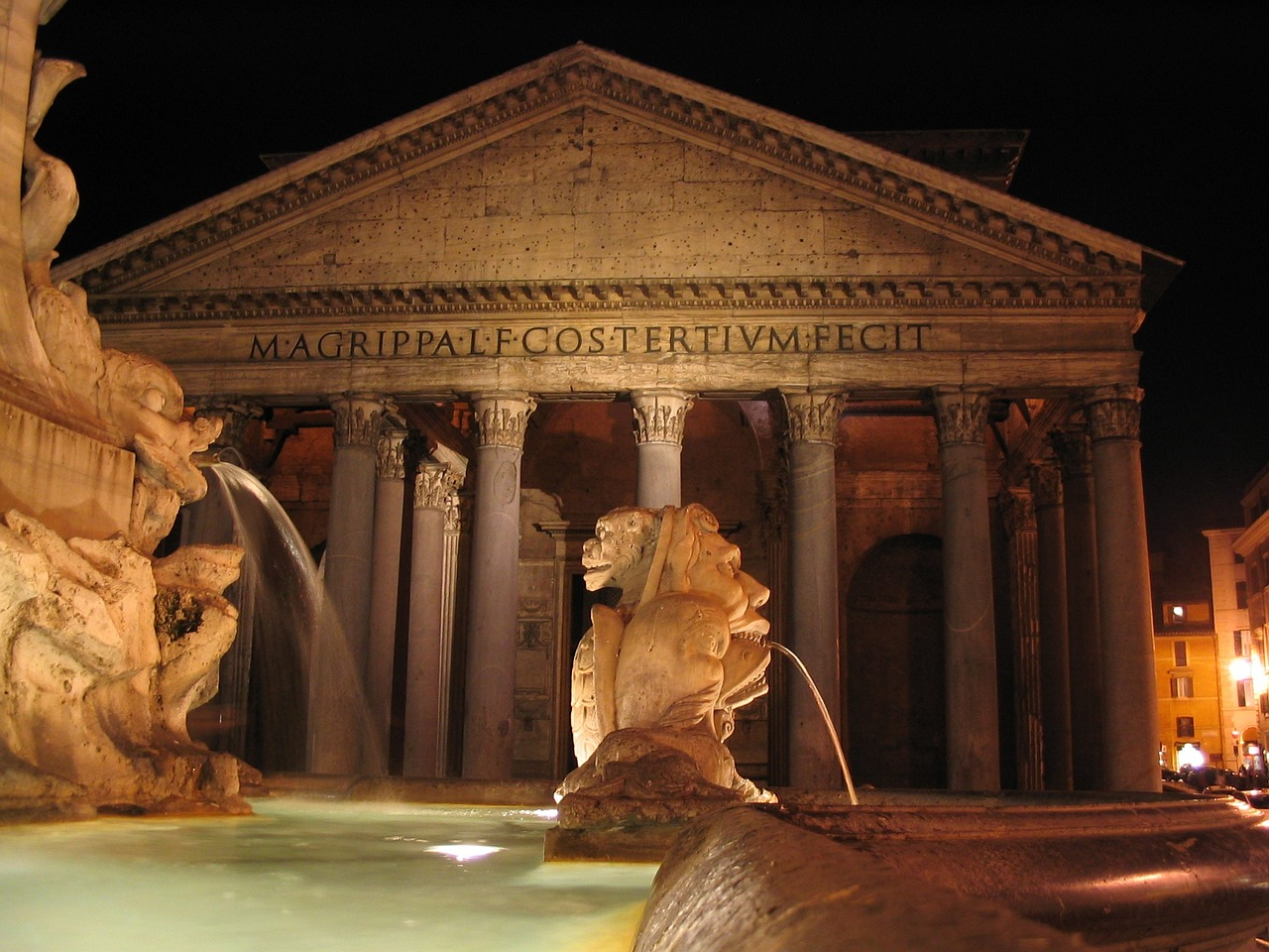 travel post coronavirus pantheon rome