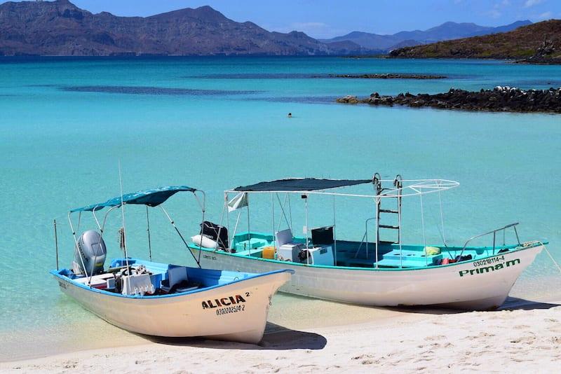 travel when coronavirus is over Loreto Bay Baja Road Trip