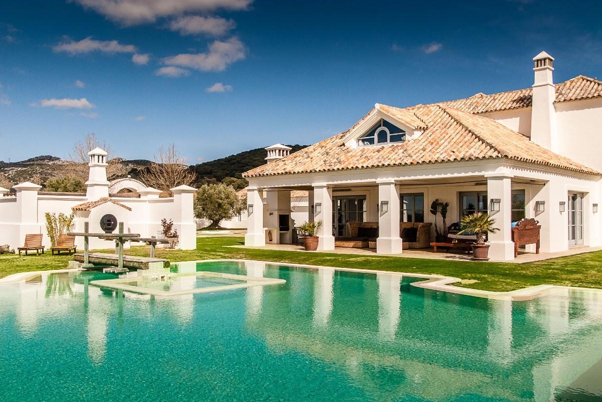 villa Ronda countryside Spain