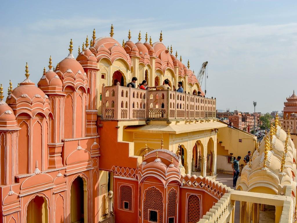 Hawa-Mahal-Palace-Jaipur