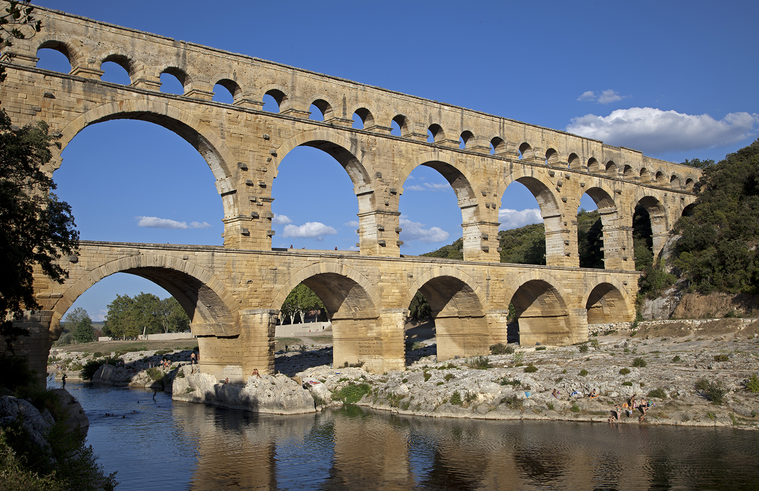 Pont du Gard things to do Provence