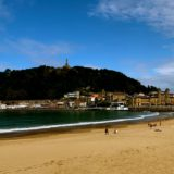 San Sebastian-La Concha Beach