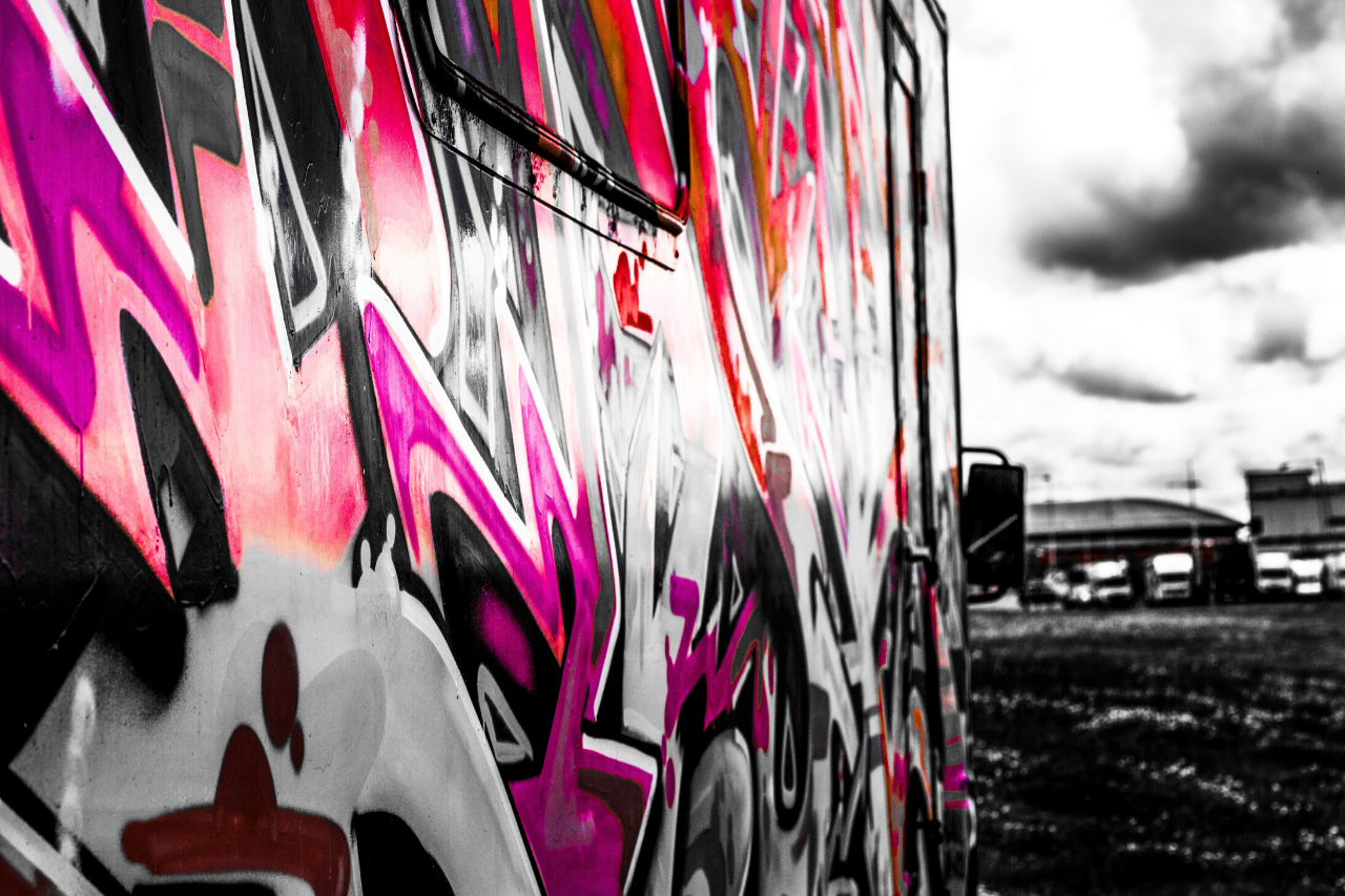 Best Cities to see Graffiti in Europe, Belfast