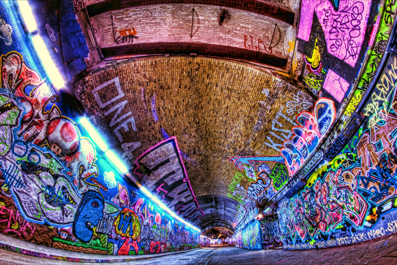 Best Cities to see Graffiti in Europe, London