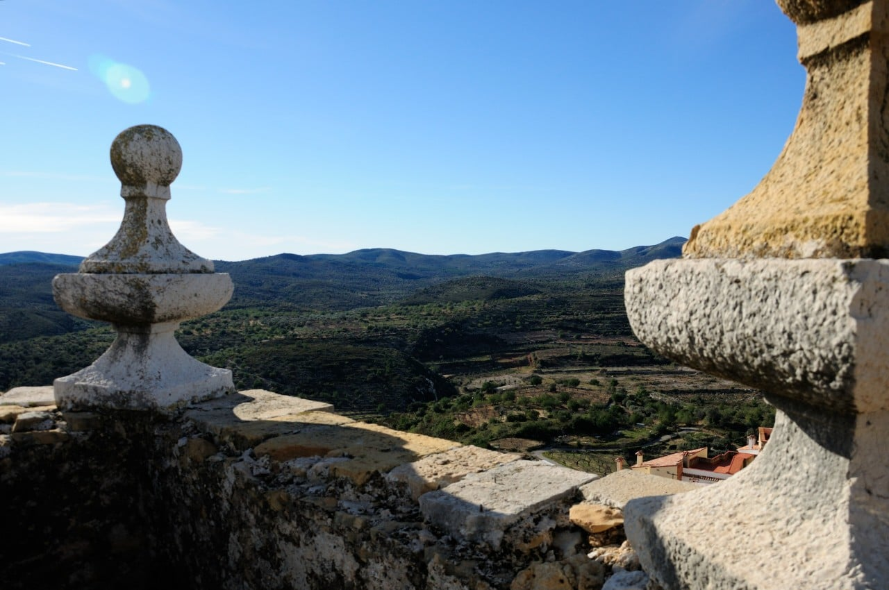 Cervera del Maestre Spain views