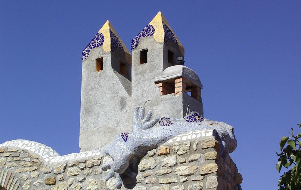 Cervera del Maetre House of the Dragon (Casa del Drac)