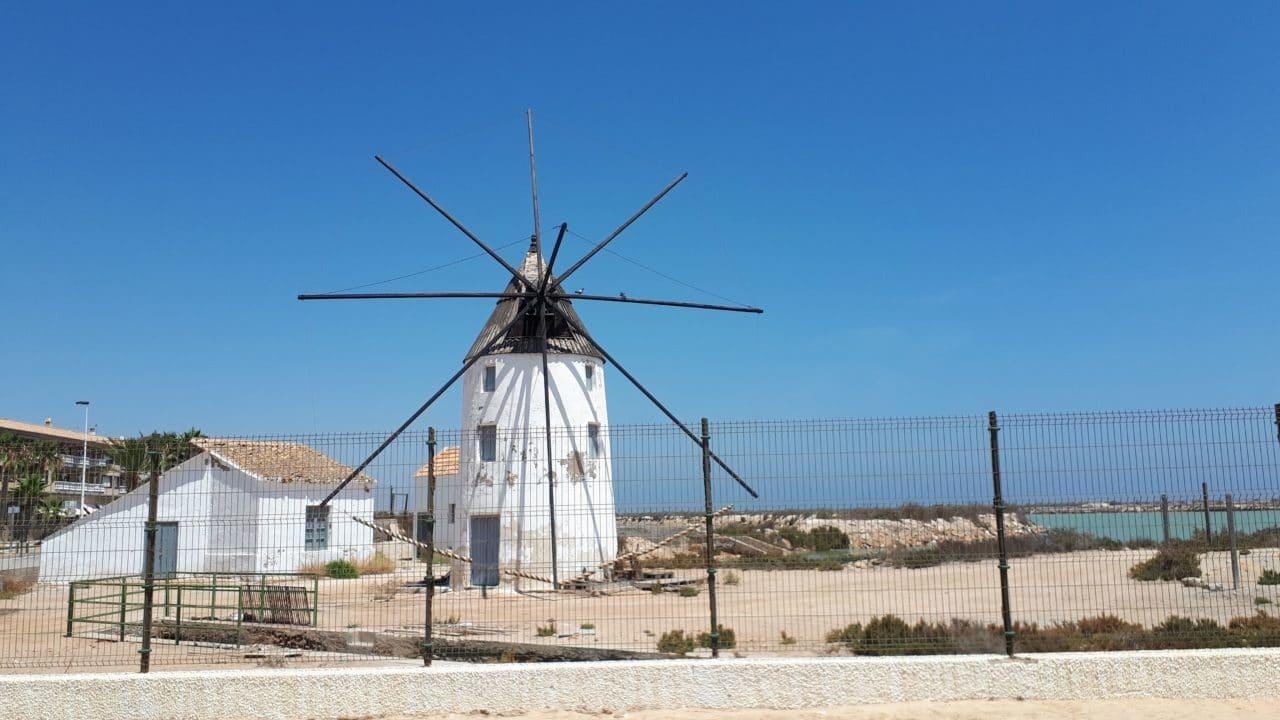 Lo Pagan windmill Spain