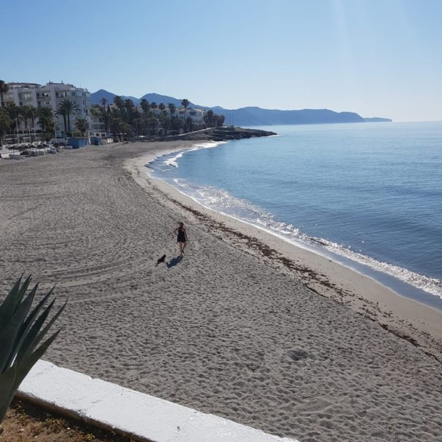 Nerja Burriana Beach