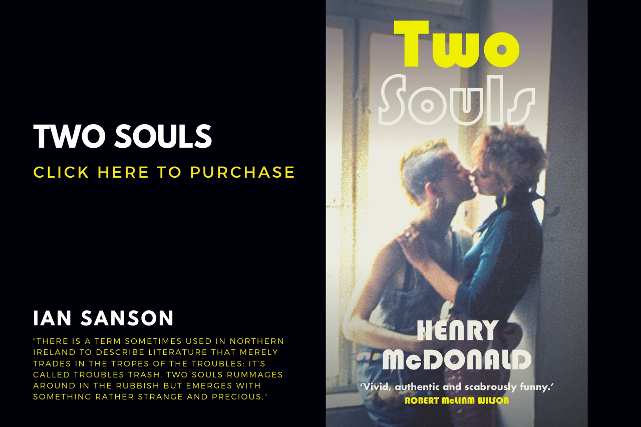 Two Souls by Henry McDonald