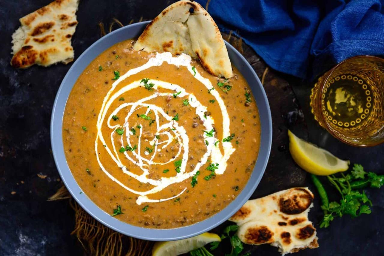 best vegetarian dishes India Dal Makhani