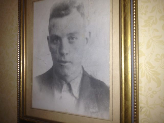 grandfather Henry McDonald killed in Battle of Atlantic 1943