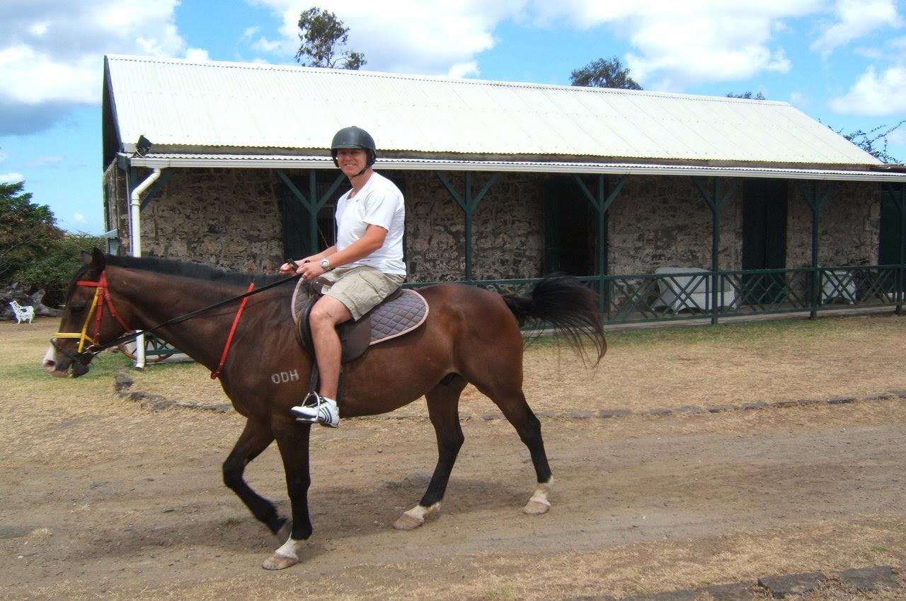 Go Horse Riding in Mauritius
