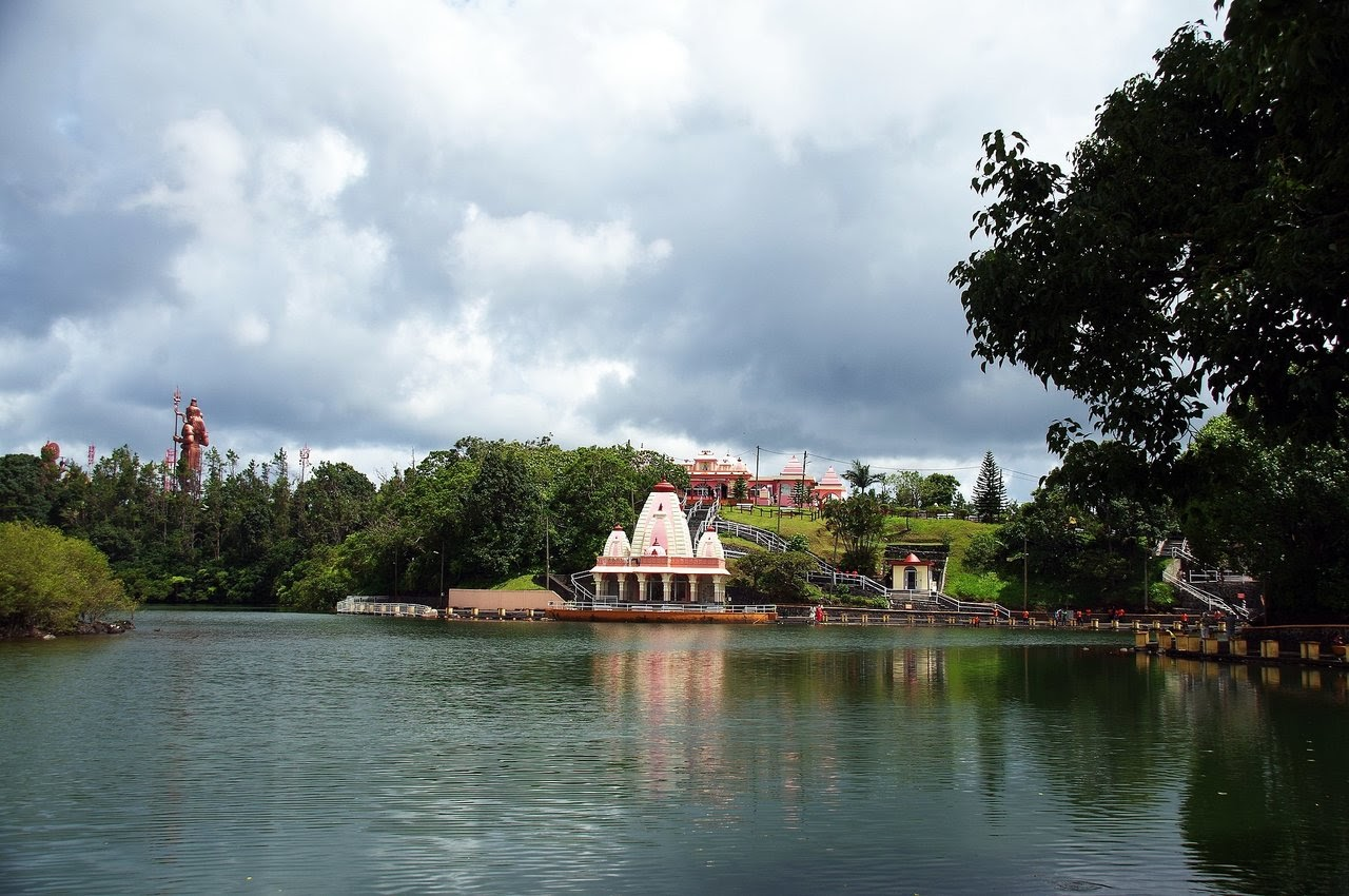 Sacred place in Mauritius, Grand Bassin