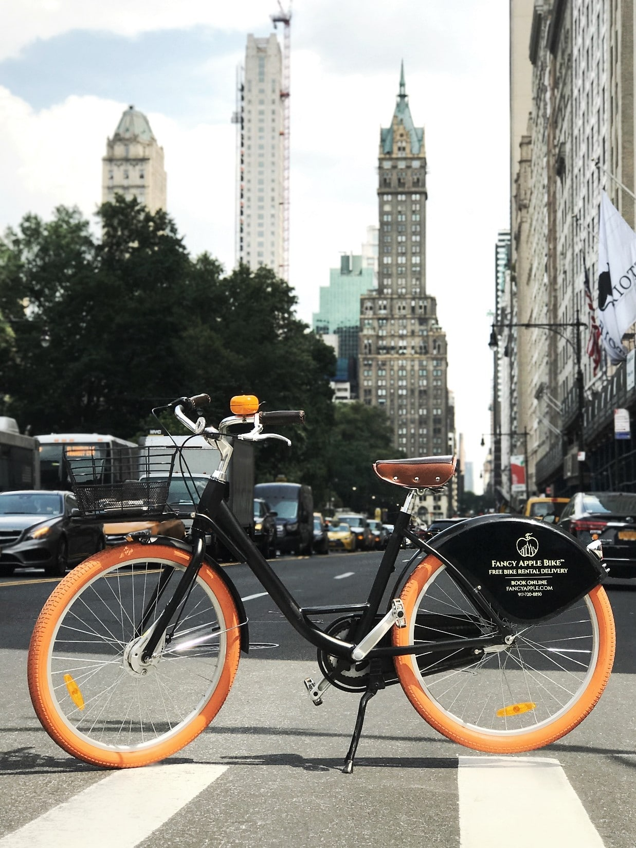 Cycling in New York date destinations