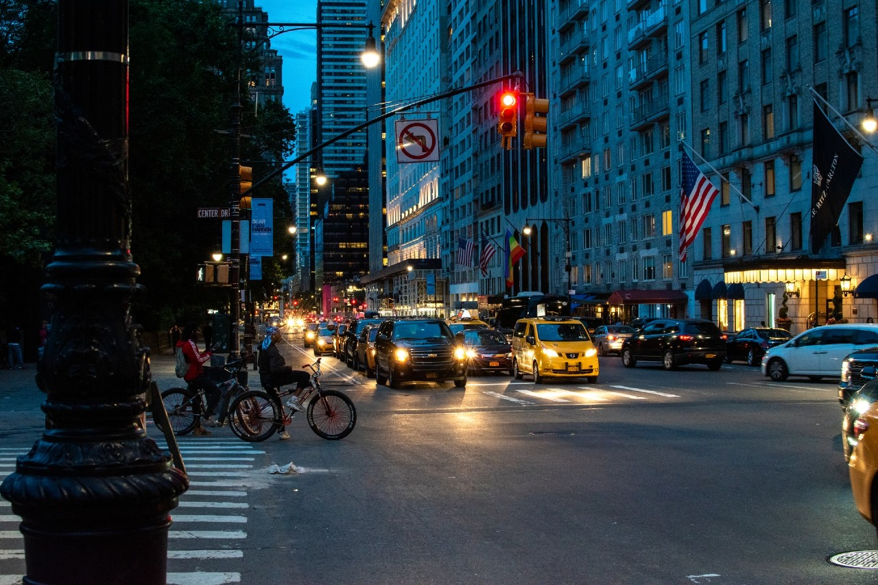 New York cycling dating destinations
