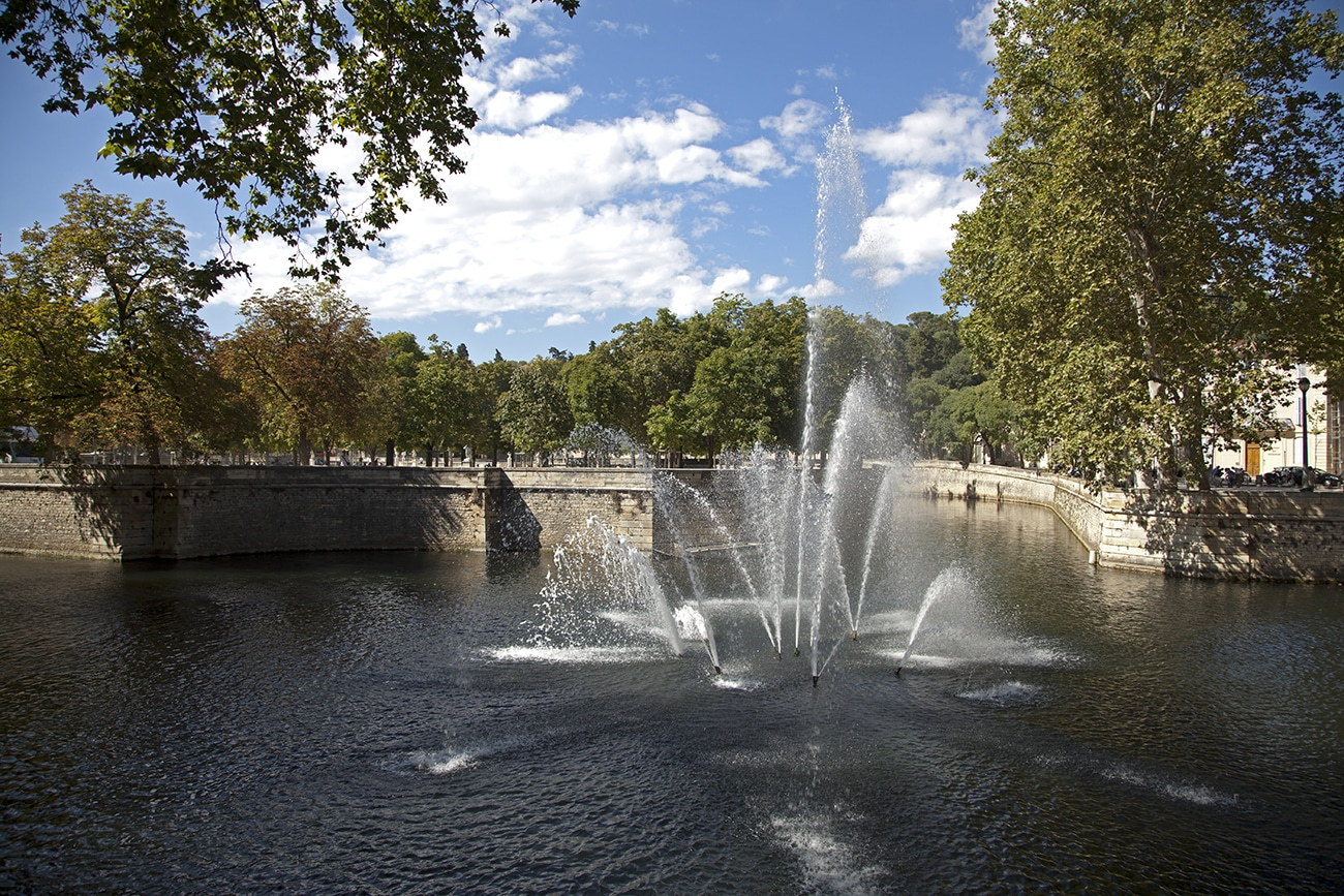 Things to do and see in Nimes