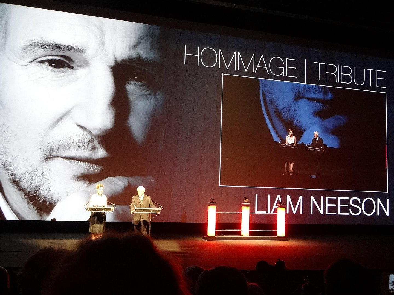 Ballymena Jan Carson Liam Neeson