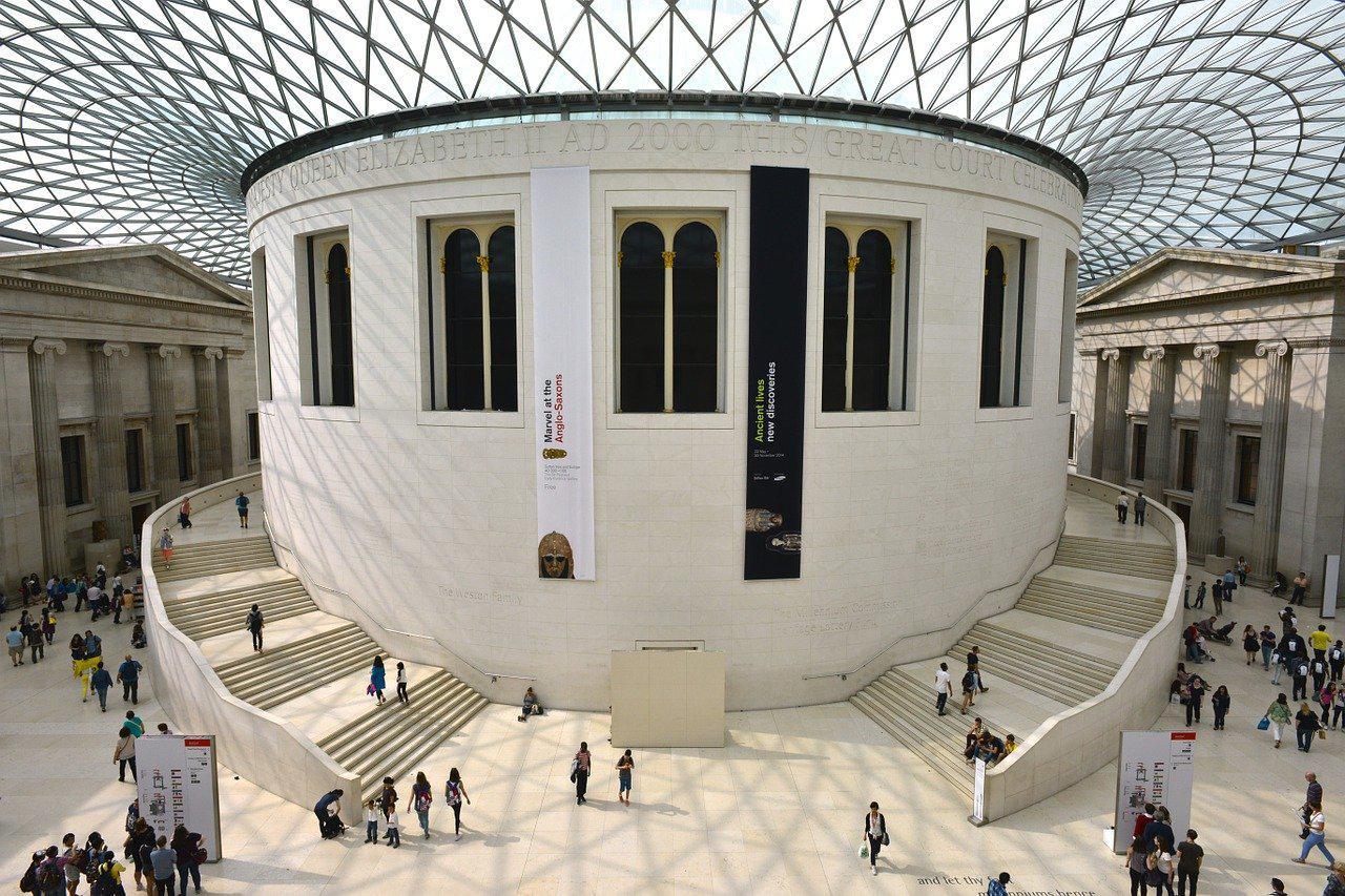British museum virtual tours