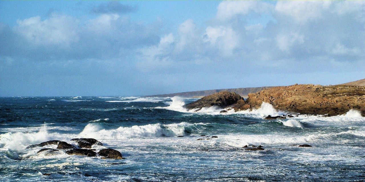 Donegal after the storm
